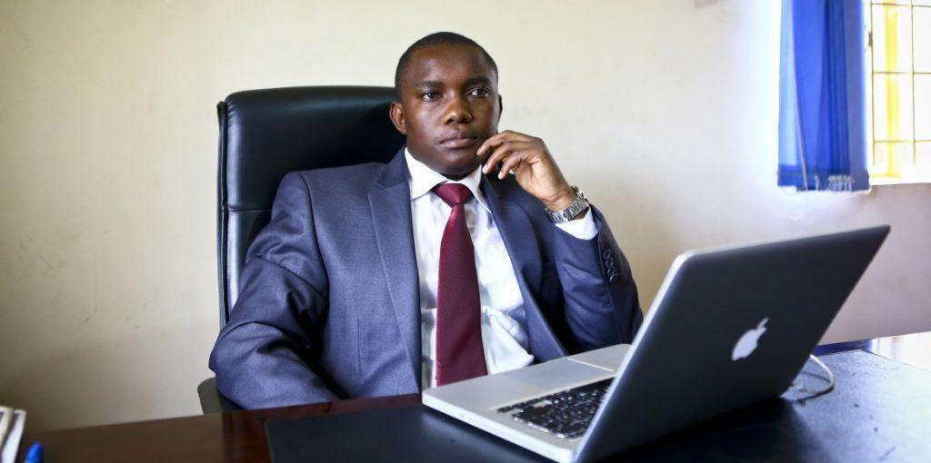 Adrian strijdt voor homorechten in Oeganda