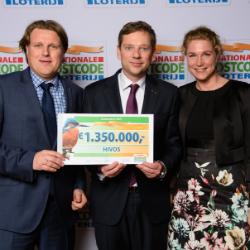 Hivos bedankt de deelnemers van de Postcode Loterij voor haar bijdrage.
