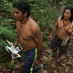 Alle ogen op de Amazone