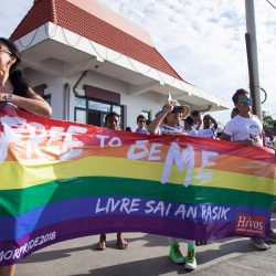 Hivos speelt cruciale rol tijdens de tweede Pride in Timor-Leste ooit