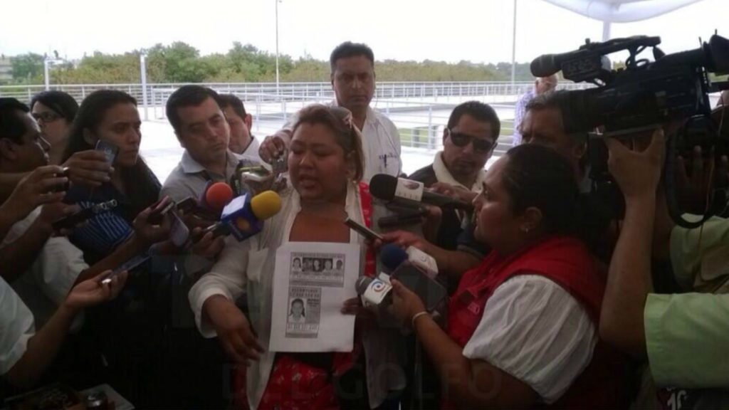 Graciela wint de Mensenrechtentulp voor haar indrukwekkende strijd