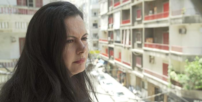 Rajaa Altalli strijdt voor de rechten van Syrische vrouwen.