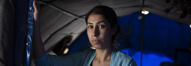 toekomst voor yezidi-vrouwen