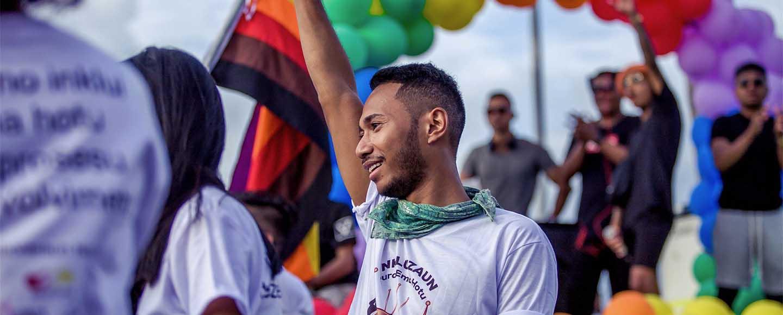 Pride op Oost-Timor