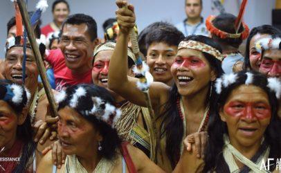 Belangrijke overwinning voor inheemse rechten