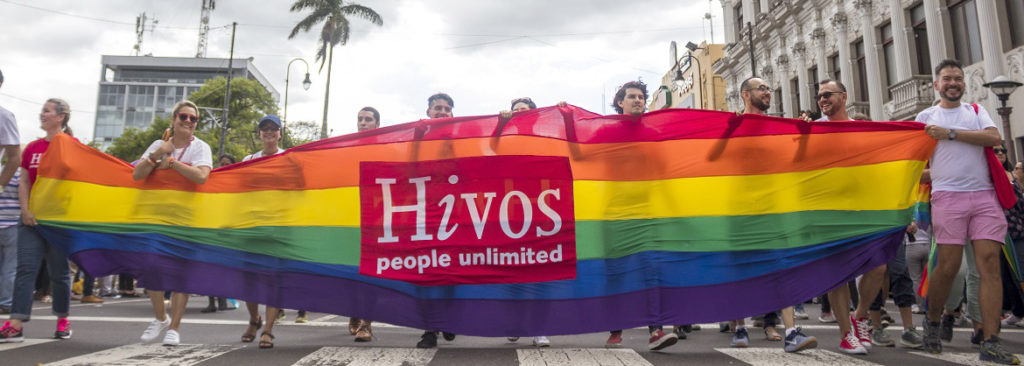 Hivos Free to be me