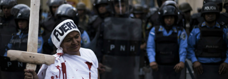 Activist Alert Honduras