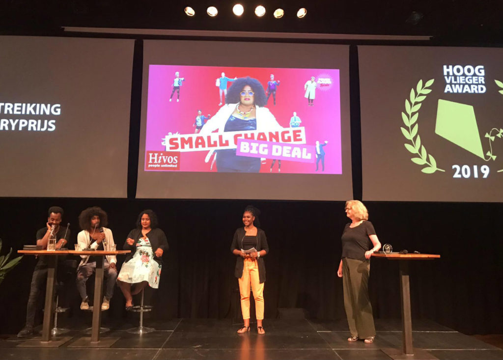 Hivos wint IDleaks Award