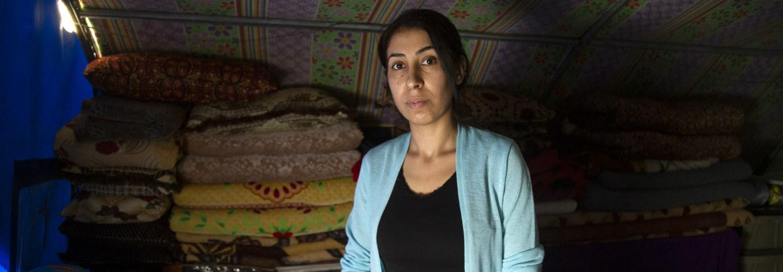 Hague Talks over yezidi-vrouwen met Layla en Behar