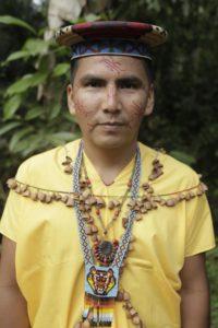 Hernan portret Amazone - Hivos