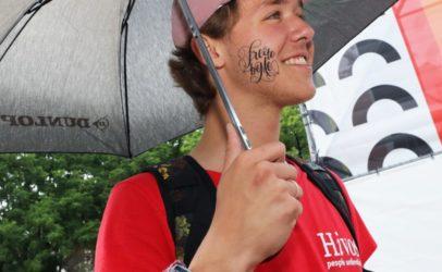 Free to be me bij Pride Amsterdam