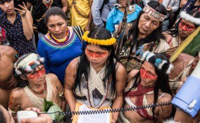 Dansen voor de Amazone