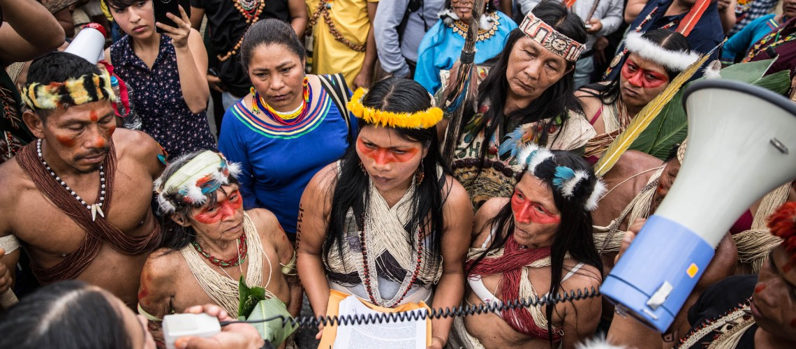Benefiet voor Amazone