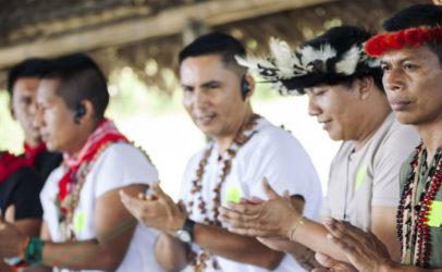 Hoe Amazonebeschermer Hernán andere activisten inspireert