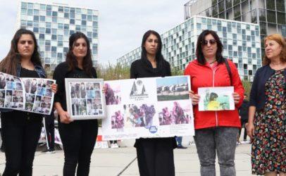 Succesvolle campagne voor yezidi-vrouwen in Irak