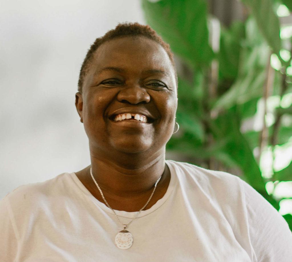 Monica Tabengwa vecht voor de positie van LHBTI's
