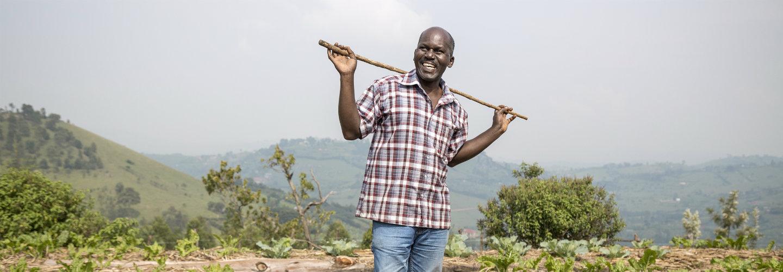 Hivos en Icco pleiten voor wereldwijde kringlooplandbouw.