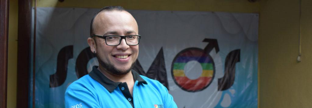 Marco zet zich in voor eerlijke verkiezingen voor LHBT's in Guatemala.