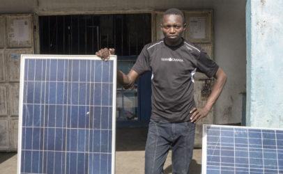 Belachelijk weinig geld voor decentrale duurzame energie