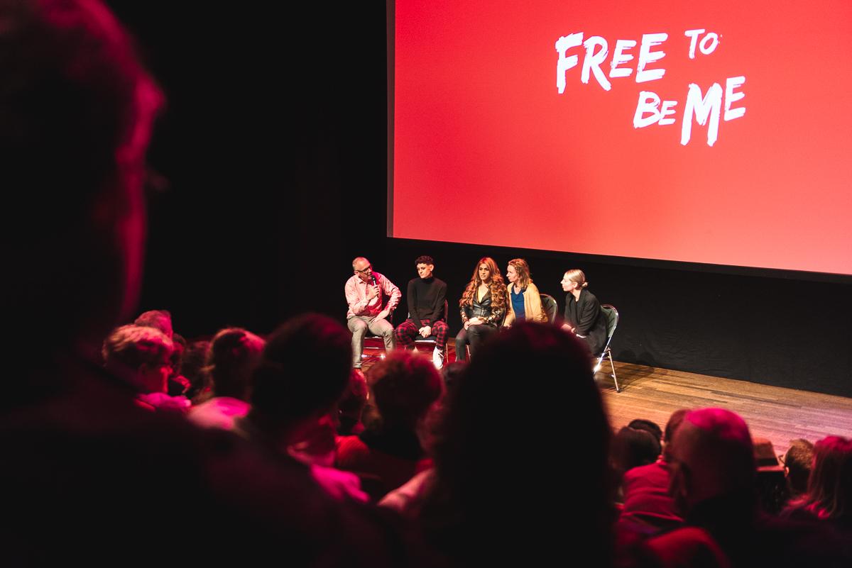 premiere m/f/x tijdens de Roze Filmdagen