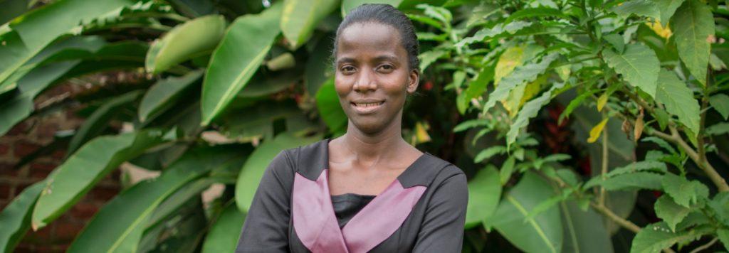 Janepher Nassali strijdt met haar vakbond voor gendergelijkheid