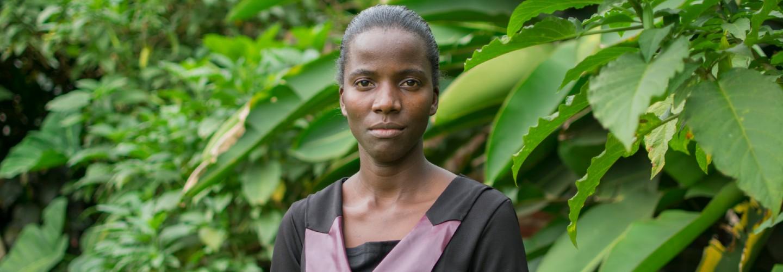 Janepher Nassali vecht met haar vakbond voor de rechten van vrouwen