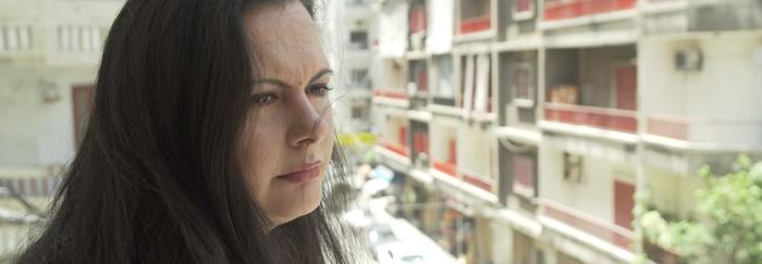 Rajaa Altalli maakt zich zorgen over de verspreiding van corona in vluchtelingenkampen in Syrie