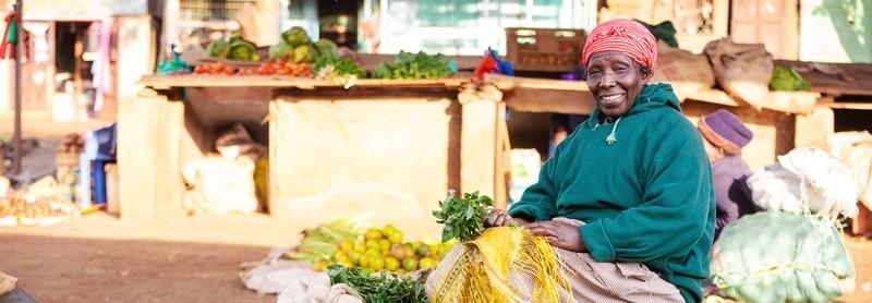 Voedselzekerheid in oost Afrika