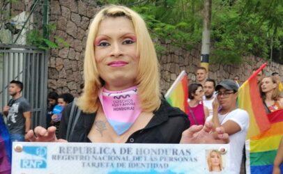 Stop haatmisdaad tegen LHBTI's in Honduras