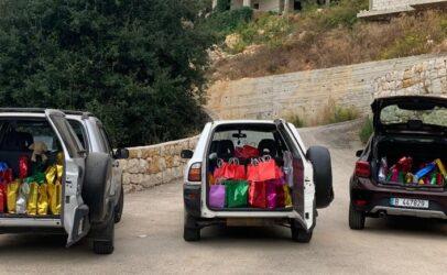 Steun voor de vrouwen van Libanon