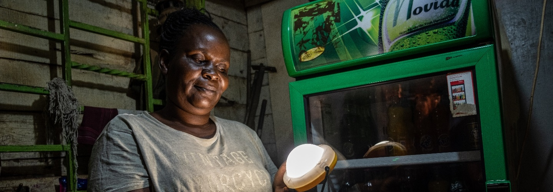 Adelaide Nafula Opillo - Hivos Joost Bastmeijer - Energia Solidariteitsfonds
