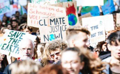 Wij luiden de noodklok voor het klimaat