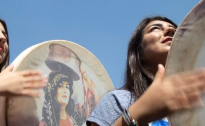 De dappere strijd van yezidi-vrouwen