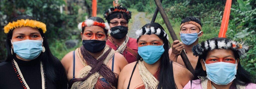 Beschermers van het Amazonewoud