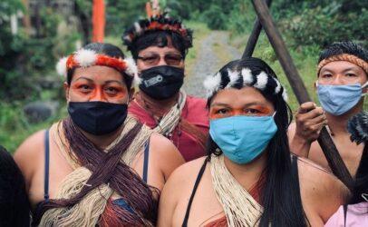 Zij beschermen de Amazone, wie beschermt hen?