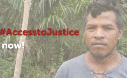 Schokkend rapport: geen gerechtigheid voor inheemse gemeenschappen