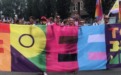 Dit was Pride!